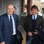Conte-Marotta-Juventus